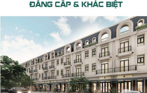 Nhận đặt chỗ dự án Pier IX biệt thự Sài Gòn -Thới An sở hữu 1 trệt 2 lầu 1 ST, sàn F1 CĐT dự án