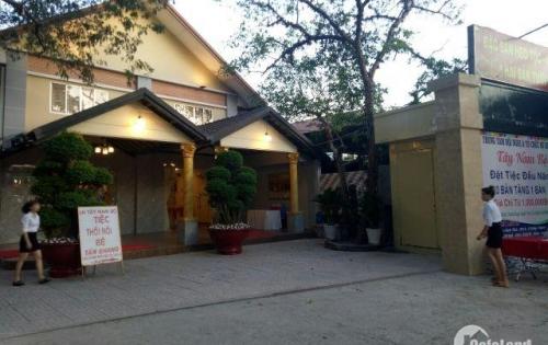 Nhà hàng tiệc cưới mặt tiền đường Nguyễn Ảnh Thủ, q12 cần sang nhượng gấp