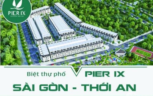 Biệt thự phố ven sông, 1 trệt 3 lầu ngay MT Lê Thị Riêng LH 0942 777 812