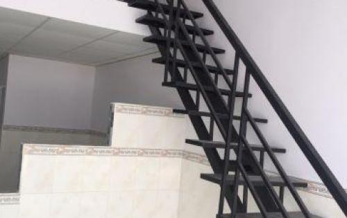 Bán nhà Thạnh Xuân 33 mới xây dt 4x9