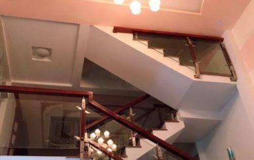 Bán nhà 1 trệt 1 lửng 2 lầu  (4.5x11) 4,3 tỷ, huỳnh thị hai ,tân chánh hiệp, Q12