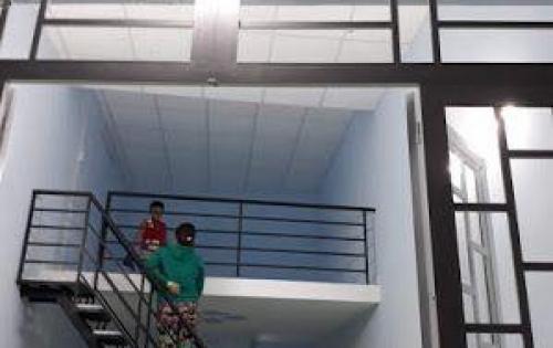 Cần bán nhà diện tích ngang 3,4m dài 8M 1 phòng ngủ
