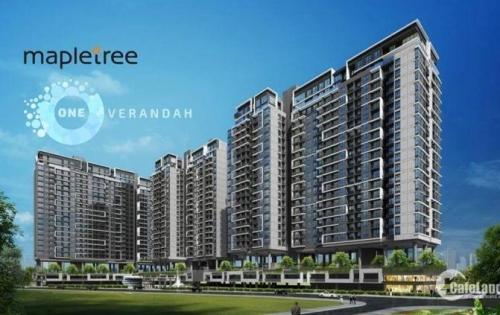 One Verandah ngay Đảo Kim Cương, mặt tiền sông SG, tt 20% nhận nhà, ck đến 5% lh 0903691096