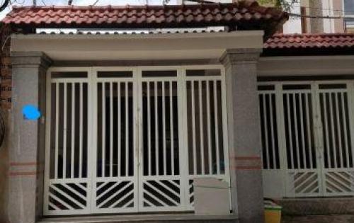 Nhà cấp 4 đường Nguyễn Trung Nguyệt , Q2