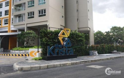 Cần bán gấp CH Krista DT 76m2 ,view nội khu giá 2tỷ3 LH: 0906685159