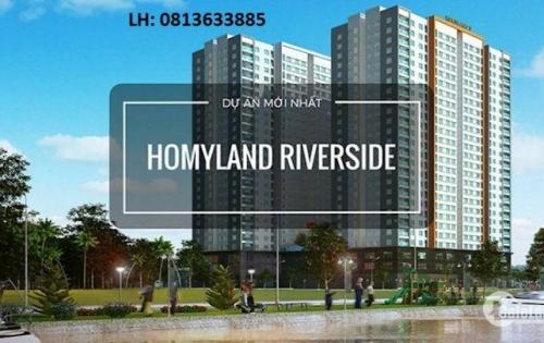 Căn hộ A16 Homyland Riverside Q.2 – DT 95m2, 3PN, view sông, giá 3 tỷ. LH: 0813633885