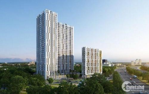 TP bank hổ trợ 70% cho vay để sở hữu căn hộ officetel 2PN giá 2 tỷ 250,Centana Thủ Thiêm!