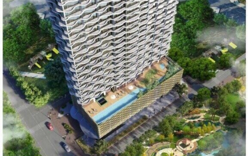 Waterina suites- căn hộ đẳng cấp