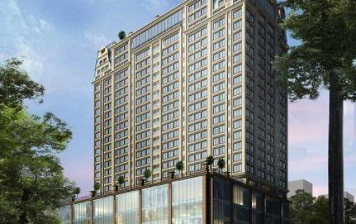 Bán Căn Hộ Siêu Sang Léman Luxury Apartments Nằm Ngay Tâm Xanh Sài Gòn