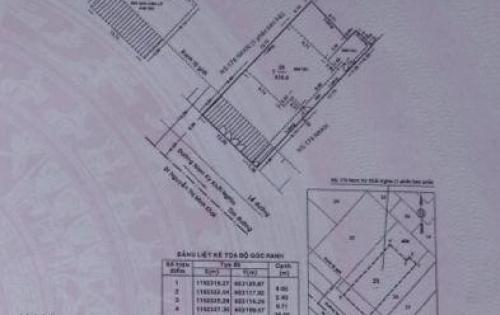 Bán nhà mặt tiền 176 Nam Kỳ Khởi Nghĩa, Quận 3