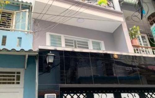 Bán nhà góc 2 mặt hẻm 4m đường Lê Văn Sỹ, Q. 3. Giá 4.85  tỷ