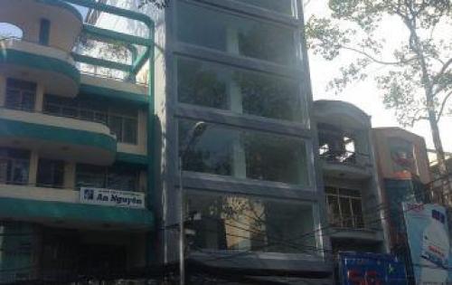 Tòa nhà góc 2 mặt tiền Nguyễn Đình Chiểu và Nguyễn Thiện Thuật, quận 3; 7 lầu; 8.5mx10m, HĐ thuê 250tr/th,  chỉ 63 tỷ.