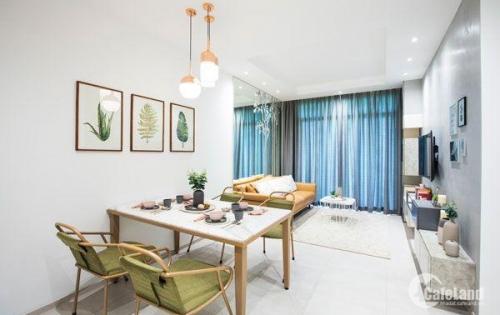 căn hộ quận 4 cao cấp, MT Tôn Thất Thuyết, giá 2.9 tỷ/căn.