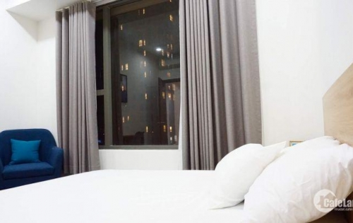 Cần Bán căn hộ 2 phòng ngủ The Tresor 39 Bến Vân Đồn, 75m2, giá : 4.6 tỷ LH: 0947038118.