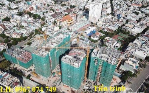 Khu căn hộ chuẩn 5 sao. chỉ 995 triệu, Sở hữu 4 mặt tiền ngay trung tâm Q6