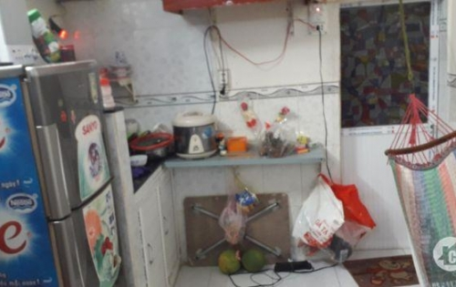 Bán nhà hẻm xe hơi Cư xá Phú Lâm A, Quận 6