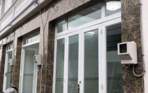 Bán nhà 1 lầu mới 100% sổ chung 3 căn Huỳnh Tấn Phát quận 7.