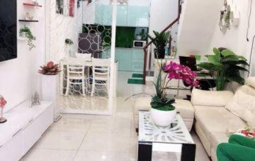 Bán nhà phố 1 đẹp MT hẻm 391 Huỳnh Tấn Phát, P. Tân Thuận Đông, Q7.