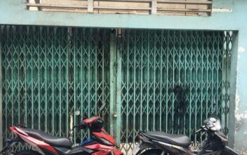 Cần bán gấp nhà cấp 4 MT hẻm 128 Huỳnh Tấn Phát, P. Tân Thuận Tây, Quận 7.