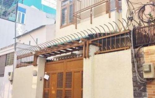 Bán nhà phố 1 lầu mặt tiền HXH Đường Số 79, P.Tân Quy, Q7