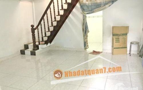 Bán gấp nhà phố 1 lầu đẹp hẻm 270 Huỳnh Tấn Phát, P. TTT, Q7.