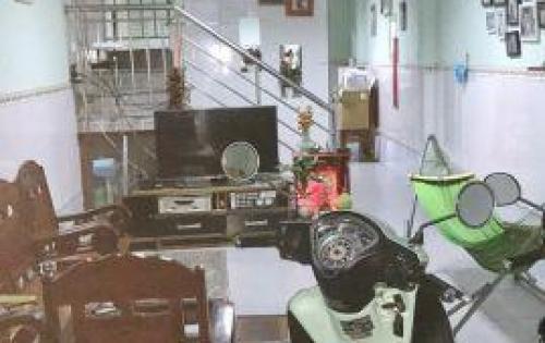 Bán nhà 1 lầu hẻm 1225 Huỳnh Tấn Phát Quận 7