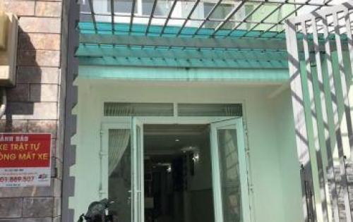 Bán nhà đẹp 1 lầu hẻm 1422 Huỳnh Tấn Phát Quận 7