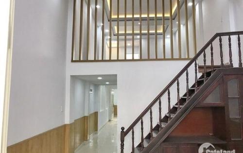 Bán nhà 1 lững mới đẹp hẻm 1225 Huỳnh Tấn Phát quận 7.