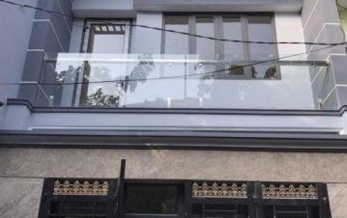 Bán nhà 1 lầu mới đẹp hẻm 31 Trần Xuân Soạn quận 7.