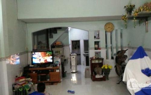 Bán nhà 1 lửng hẻm 30 Lâm Văn Bền phường Tân kiểng Quận 7