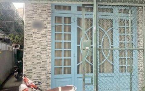 Bán nhà cấp 4 hẻm 4m đường Nguyễn Nguyễn Thị Thập Quận 7
