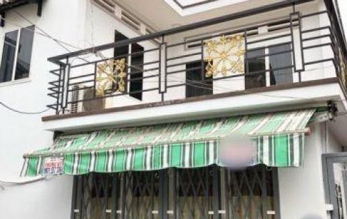 Bán gấp nhà 1 lầu mới đẹp hẻm 588 Huỳnh Tấn Phát, P. Tân Phú, Q7