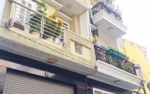 Bán nhà phố 3 lầu hẻm 1015 Huỳnh Tấn Phát, P. Phú Thuận, Q7