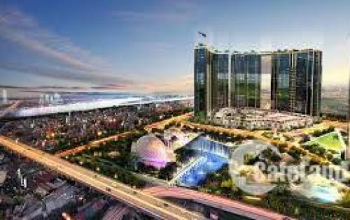Bán căn hộ cao cấp liền kề KĐT Phú Mỹ Hưng,nội thất dát vàng,dự án Sunshine City Sài Gòn
