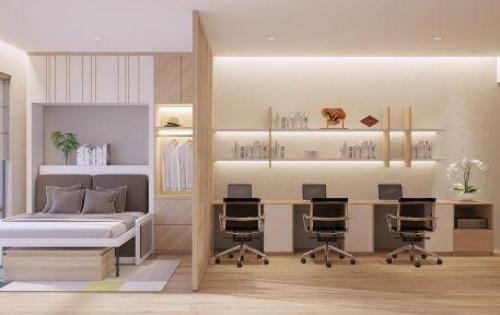 cơ hội đầu tư sinh lời cao ở phú mỹ hưng Officetel căn hộ hai chức năng