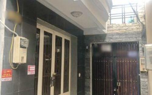 Bán nhà 1 lầu hẻm 271 Lê Văn Lương phường Tân Quy Quận 7