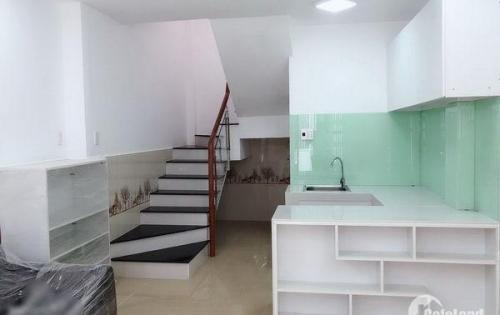 Bán nhà đẹp 2 lầu (nở hậu) hẻm 95 Lê Văn Lương Quận 7