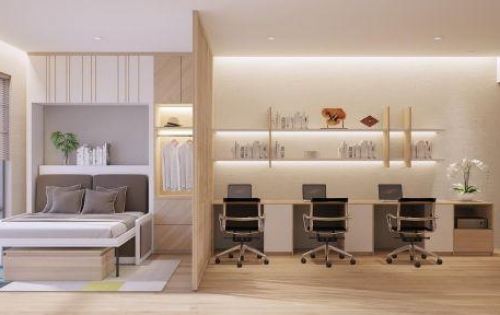 bán căn hộ cao cấp Officetel nằm ngây khung trung tâm đầu não phú mỹ hưng