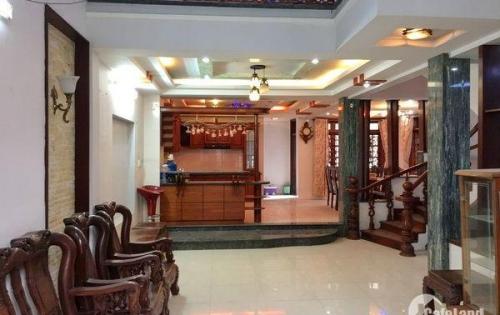 Bán biệt thự đẹp 1 lửng, 2 lầu đường Nguyễn Văn Quỳ Quận 7