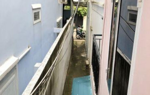 Bán nhà 1 lầu mặt tiền hẻm 62 Lâm Văn Bền, Quận 7