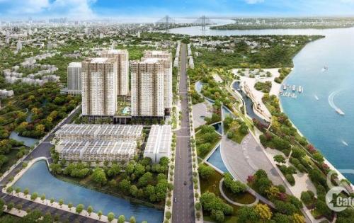 Căn hộ Quận 7, view sông SG, 2PN, 1.48 tỷ, CĐT Hưng Thịnh. LH 0931025383