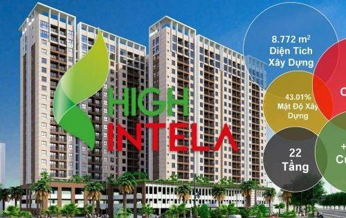 Dự án High Intela - công nghệ sống của tương lai
