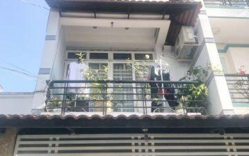 Bán nhà 2 lầu mặt tiền hẻm xe hơi đường Phạm Hùng Phường 4 Quận 8
