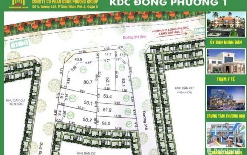 Chỉ còn 2 lô duy nhất rẻ nhất phường Long Phước sát bên Làng Đaih Học 2