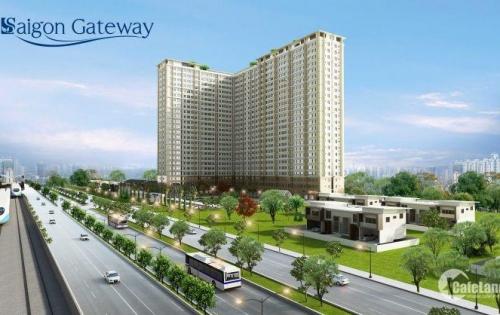 Bán căn hộ chung cư tại Dự án Sài Gòn Gateway, Quận 9, Hồ Chí Minh diện tích 65m2 giá 1.550 Tỷ