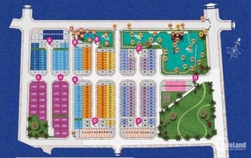 Bán nhanh nhà phố Simcity dãy A- gần trục đường chính giá chỉ 4.2 tỷ TL 0914533366