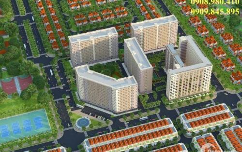 Green Town dự án độc tôn nhận giữ chỗ block đẹp nhất tại Khu đô thị Vĩnh Lộc, Bình Tân