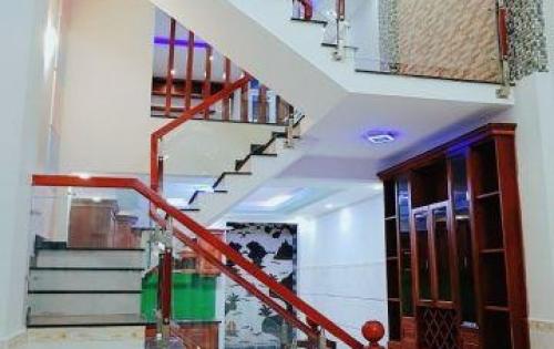 Bán nhà 4 tấm mới, 4x17m hẻm 7m 243 Mã Lò- Bình Tân