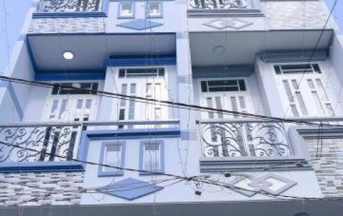 Nhà 1t3l,shrcc,mt chợ,dt:120m2,chợ Bà Hom, Bình Tân