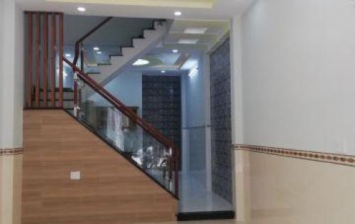 Bán nhà mới, 4 tấm sổ hồng riêng đường Bình Trị Đông